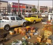 أمانة الرياض تواصل أزالتها للمباسط العشوائية ومفترشي الأرصفة في عدة أحياء