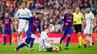 ريال مدريد يواجه برشلونة في الجولة 17 و36 بالدورى الاسبانى