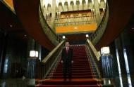 اردوغان: التحالف الدولي يركز على كوباني أكثر من اللازم