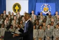 اوباما يتعهد بعدم خوض الولايات المتحدة  حربا برية أخرى في العراق