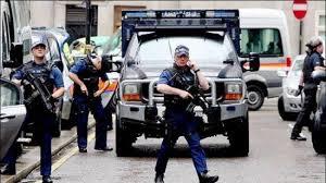 إنهاء عملية احتجاز رهائن في مجمع ترفيهي بانجلترا