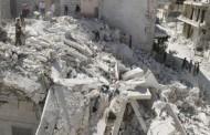 مقتل أكثر من 40 مدنيا بينهم نساء وأطفال في غارات جوية تابعة للحكومة السورية
