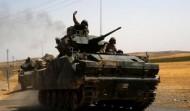 قوات من المعارضة السورية تشتبك مع قوة منافسة وتركيا تواصل عملياتها