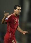 """برشلونة يعلن غياب """"بوسكيتس"""" عن مواجهة رايو"""