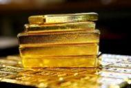 صورة لسبائك من الذهب في فيينا يوم 18 مارس آذار 2016. تصوير: لينواه فوجر - رويترز