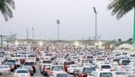 أكثر من 132 ألف مسافر يعبرون جسر الملك فهد خلال اليومين الماضيين