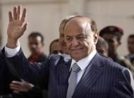 فخامة الرئيس اليمني يصل إلى الرياض