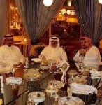الأمير متعب بن عبدالله يؤكد ..  أعتز بكل أندية الوطن