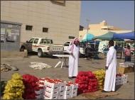 أمانة الرياض تنفذ حملات رقابيه ضد الجائلين الأجانب أمام ( جوامع ومساجد) العاصمة