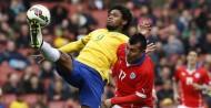 البرازيل تفوز على تشيلي وديًا في لندن