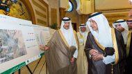 الأمير خالد الفيصل يطلع على مشروع المنتزه الوطني بالهدا والشفا