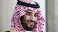 سمو ولي العهد يتلقى اتصالاً هاتفياً من الرئيس اللبناني