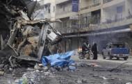 الدولة الاسلامية تتوسع في دمشق والقاعدة تتعهد بتطبيق الشريعة في إدلب