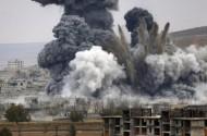 التحالف الدولي يشن 20 غارة ضد تنظيم داعش بالعراق وسوريا