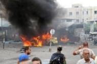 انفجاران يهزان مدينة القامشلي شمال شرق سوريا