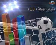 تقرير الجولة 13 .. النصر بطل الشتاء بالقياسي عانق السماء