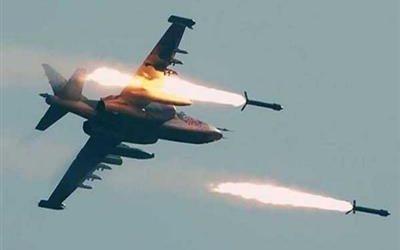 العراق ينفذ ضربة جوية على مواقع تابعة لداعش في سوريا