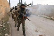 معارك شرسة بين مقاتلي المعارضة والجيش السوري شمالي مدينة حلب