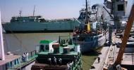الكويت توقف الملاحة البحرية في ميناءي الشويخ والشعيبة لسوء الاحوال الجوية