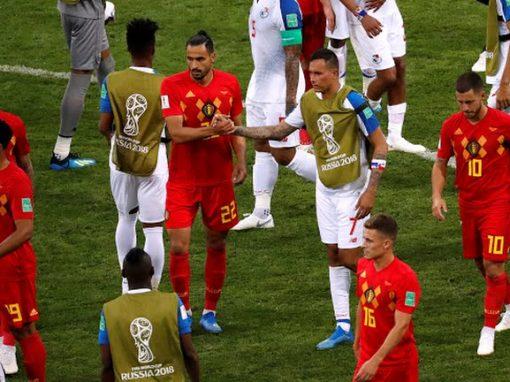 المنتخب البلجيكي يتغلب على نظيره البنمي بثلاثة أهداف دون رد