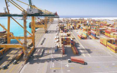 ارتفاع الطاقة الإنتاجية في ميناء الملك عبدالله بنسبة 14%