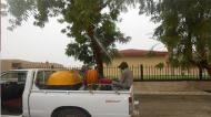 أمانة نجران تُكثف حملاتها لتحسين مستوى الإصحاح البيئي