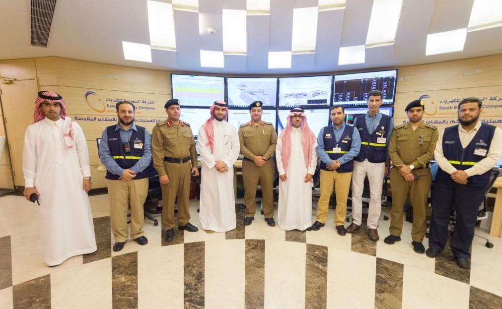 أمين عام الأمن الصناعي ي ثمن دور السعودية للكهرباء في توعية الحجيج بإجراءات السلامة صحيفة صراحة الالكترونية