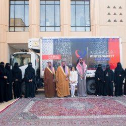 أمير الشرقية يدشن النسخة الثالثة من مهرجان سفاري بقيق