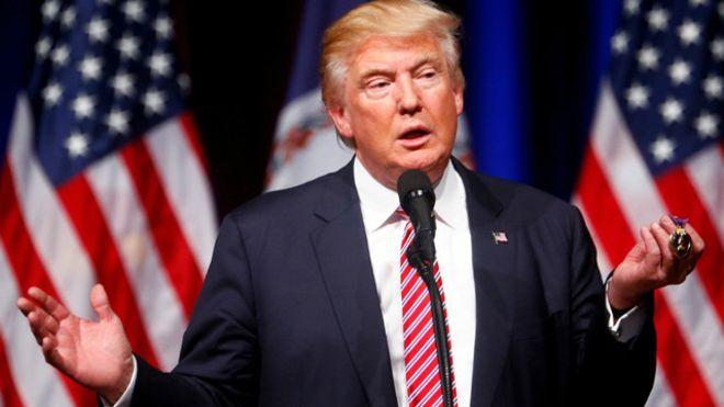 عاجل || ترامب يعلن إنهاء إعفاءات استيراد النفط الإيراني