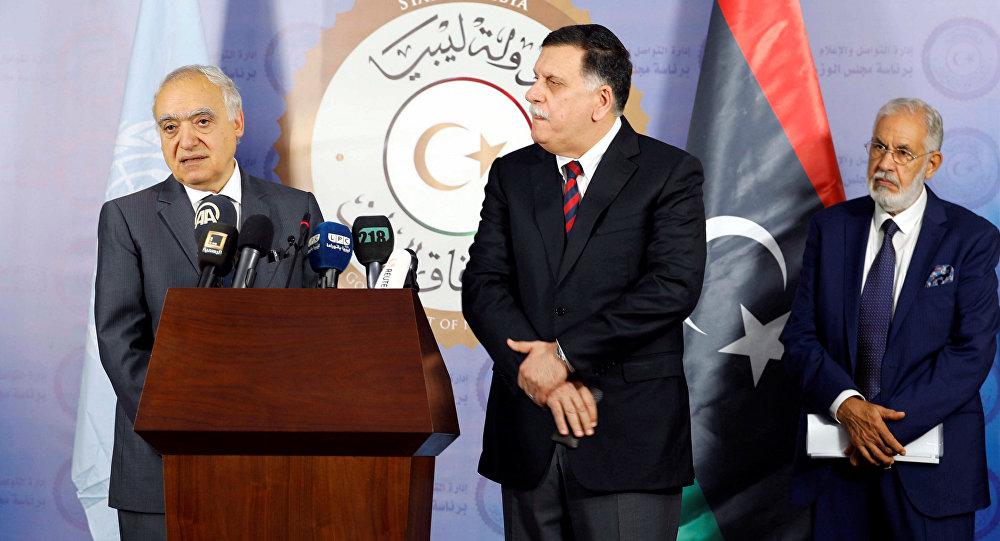 المبعوث الأممي يلتقى عدداً من أعضاء مجلس النواب الليبي ببنغازي