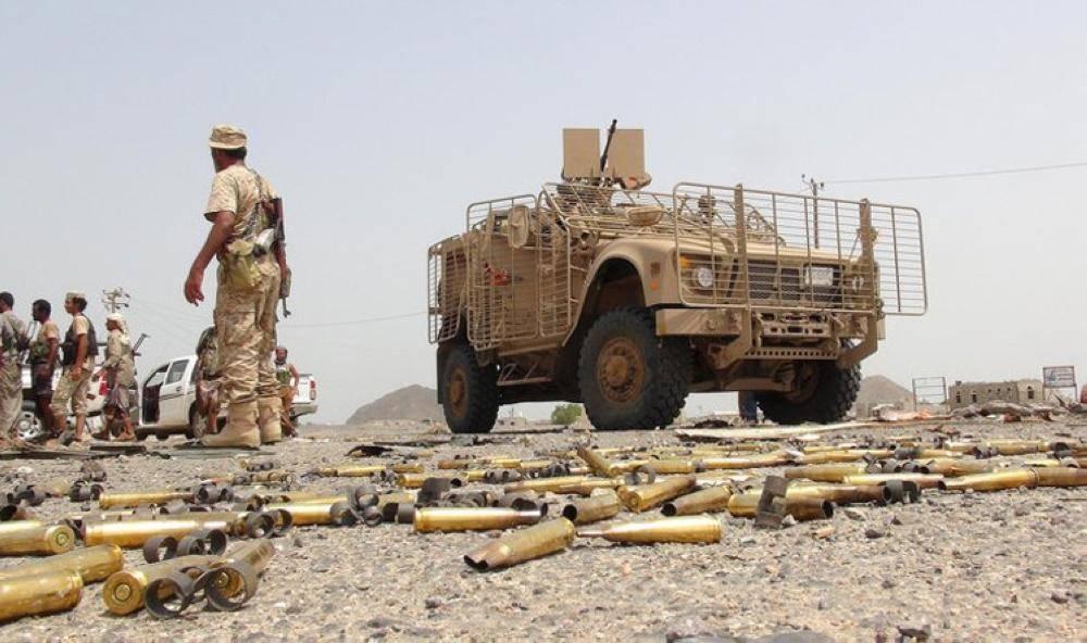 الجيش اليمني يحرز تقدماً جديداً شمال شرق الجوف