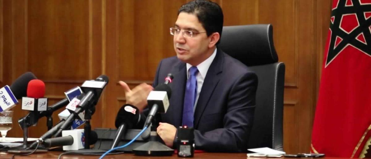 وزير الخارجية المغربى: لا وجود لتوتر في علاقاتنا مع السعودية والإمارات