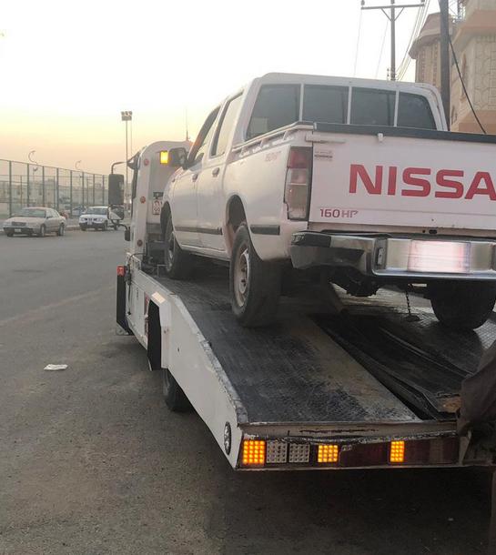 عاجل || مرور منطقة نجران يقبض على قائد المركبة الذي مارس التفحيط
