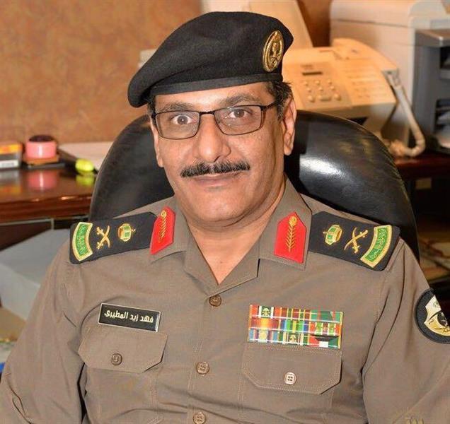 مدير شرطة الرياض يكرم مديري شرطة وادي الدواسر و الرين