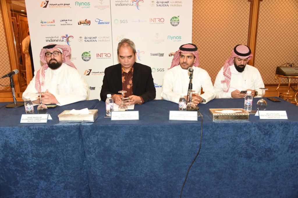 """""""عطلات السعودية"""" راعياً رئيسياً لمعرض جدة الدولي للسياحة والسفر"""