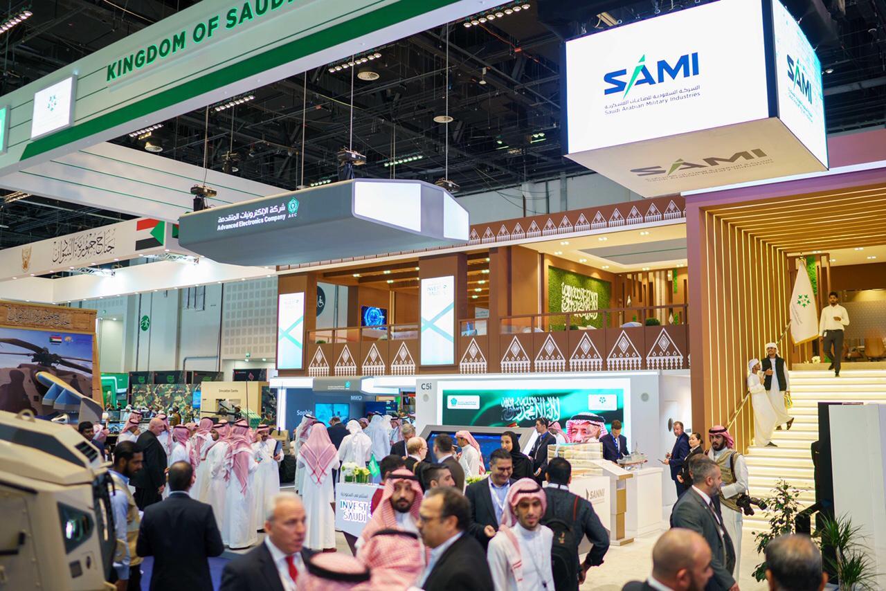 """أربع اتفاقيات لشركات سعودية حصيلة اليوم الثالث من معرض """"ايدكس"""""""