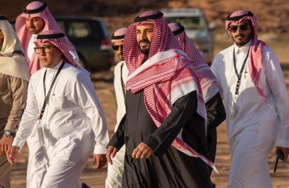 عاجل|| سمو ولي العهد يطلق محمية شرعان الطبيعية في محافظة العلا