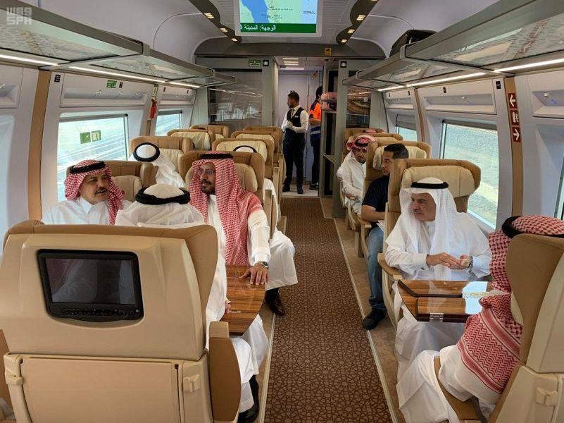 قطار الرياض: اندلاع حريق في سطح مدخل إحدى محطات المسار البرتقالي