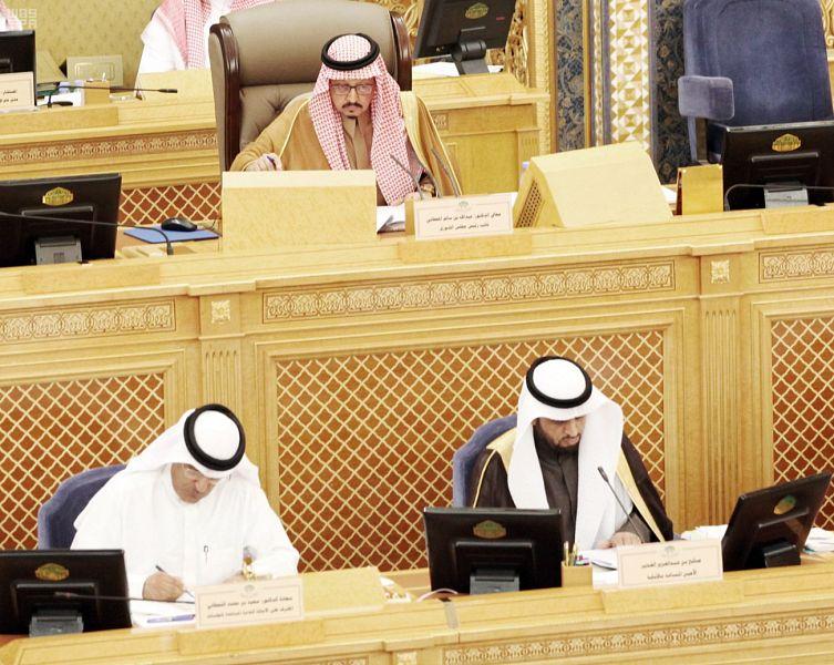 """""""الشورى"""" يطالب هيئة المساحة بالإسراع في إصدار تنظيمها الجديد"""