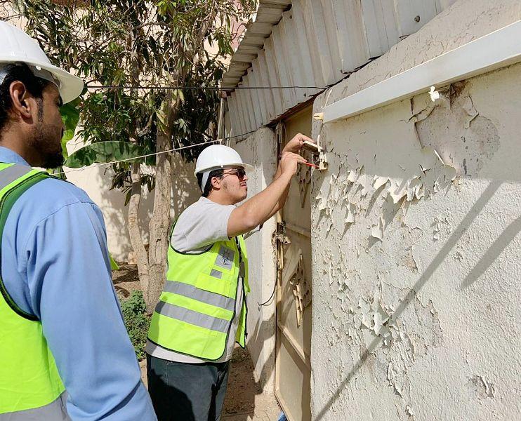 برنامج الصيانة التطوعية لمساكن أسر ذوي الدخل المحدود بنجران يواصل أعماله