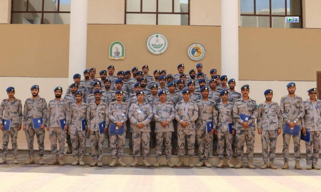 أكاديمية محمد بن نايف تحتفل بتخريج (٥٢) ضابطاً بحرياً