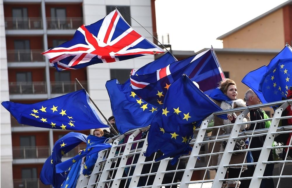 الحكومة البريطانية توافق على عرض الاتحاد الأوروبي بشأن تمديد موعد المغادرة