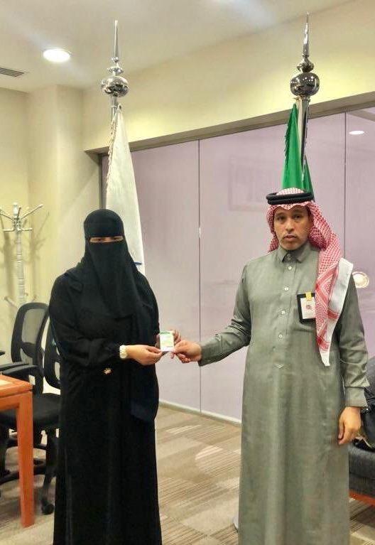 أول ثلاث سعوديات يحصلن على رخصة إرشاد سياحي في تبوك