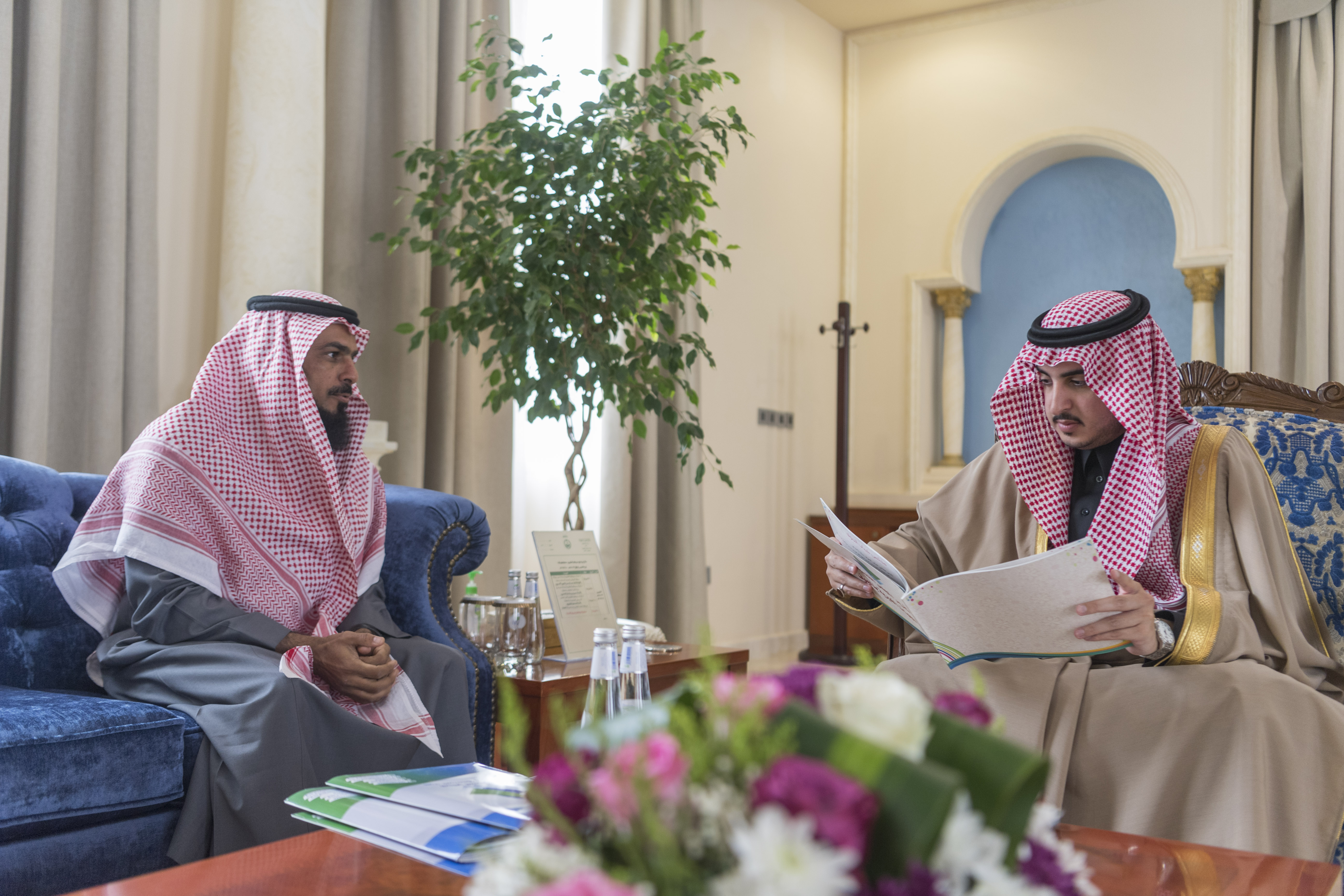 المجلس الأعلى للقضاء يوقّع مذكرة تفاهم مع معهد الإدارة