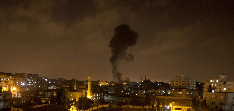 طيران الاحتلال الإسرائيلي يواصل غاراته على مناطق متفرقة بقطاع غزة