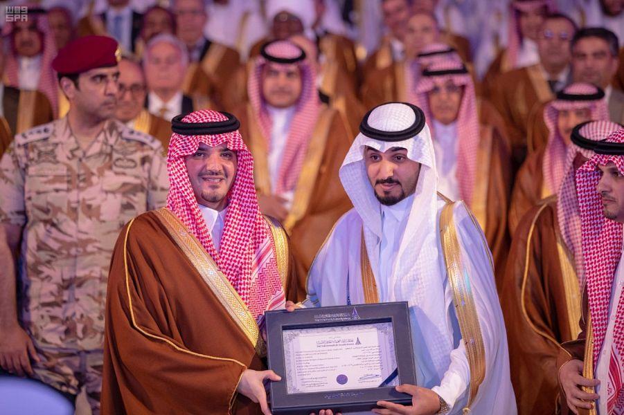 وزير الداخلية يرعى حفل تخريج كليات جامعة نايف العربية للعلوم الأمنية