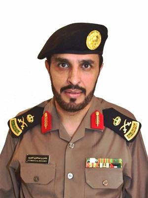 مدير شرطة حائل يكرم عدد من منسوبي القوة الخاصة لأمن الطرق بالمنطقة