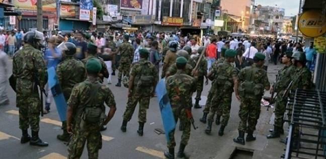 عاجل || شرطة سريلانكا تؤكد وجود 9 انتحاريين تم تحديد هوية 8 منهم