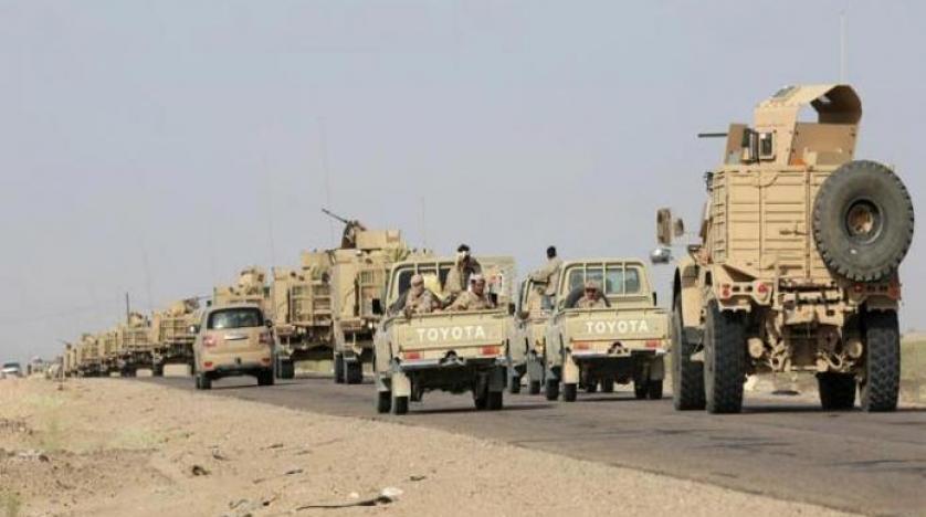 الجيش اليمنى يدحر اعتداءات مليشيا الحوثي فى جنوب الحديدة