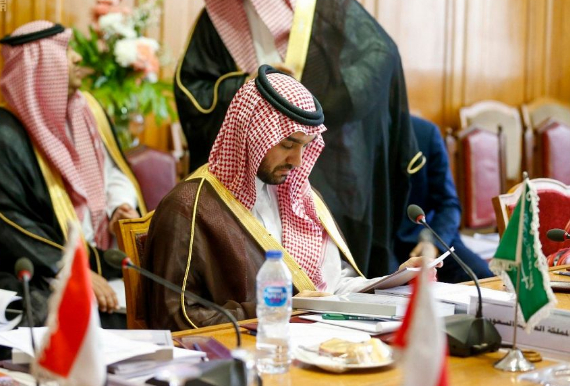 رئيس هيئة الرياضة يشارك في اجتماع المكتب التنفيذي لمجلس وزراء الشباب والرياضة العرب